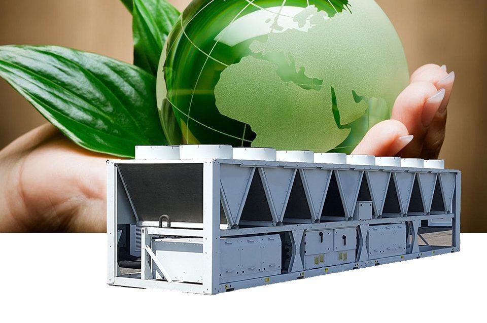 Chiller/refrigeratori/gruppi frigo a noleggio, da 20 a 1500 kw